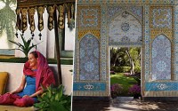 A Moroccan palace in Hawaii - Moroccan Ladies