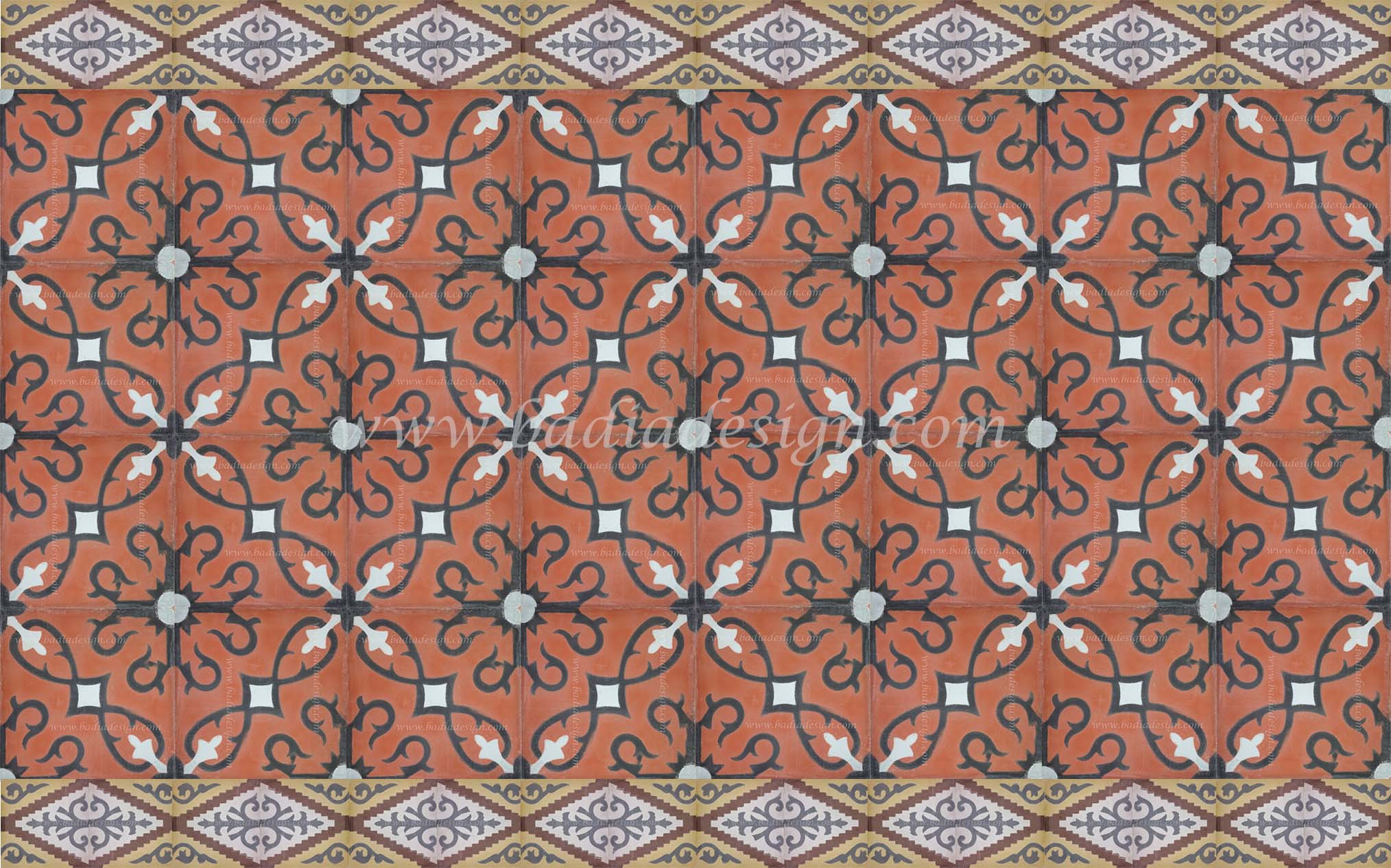 Handmade Cement Tiles Moroccan Tiles Los Angeles