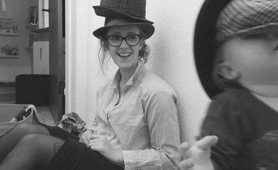Morogmor blog Marie og benedikte med hatte