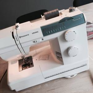Morogmor blog - maries symaskine