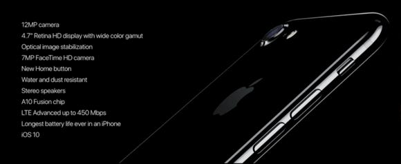 IPhone 7 recap