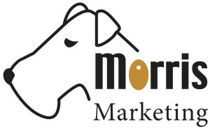 Morris Online Marketing voor webshop Logo