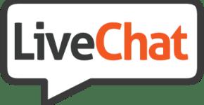 Live chat functie op webshop