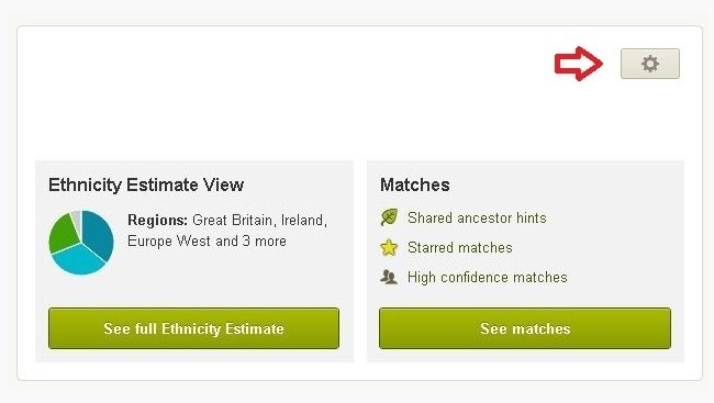 FAQ \u2013 How to Download Raw DNA from Ancestry and Upload to GEDmatch - support ancestry com