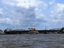 Memorial Bridge, Phra Nakhon. Bangkok