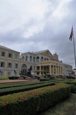 Ministry of Defence, Phra Nakhon. Bangkok