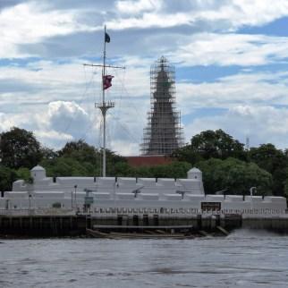 Wichai Prasit Fort, Thonburi