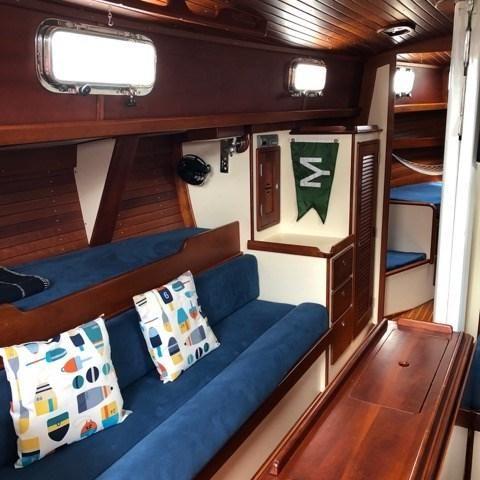 SALTY Morris Yachts