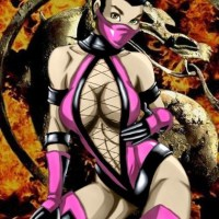 Melina sexy from head to toe but under her mask is her true self would you like to see it