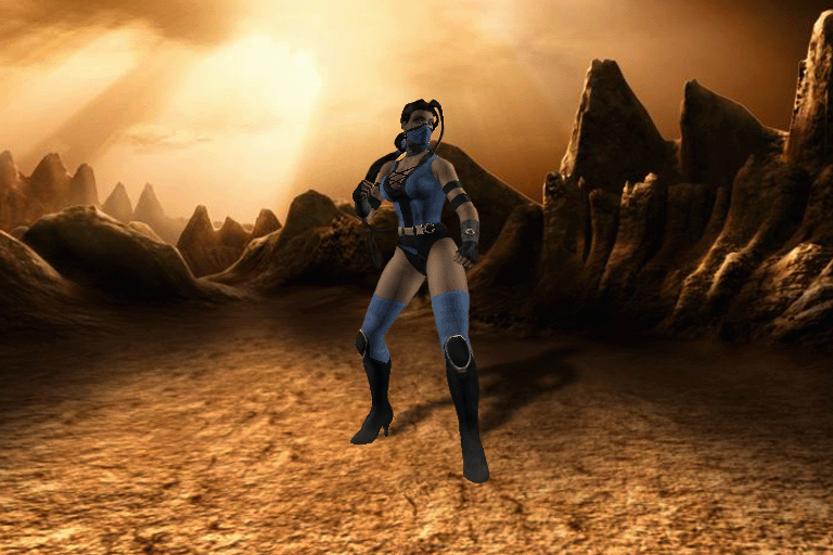 Pixie Cut News Mkwarehouse Mortal Kombat Armageddon Kitana