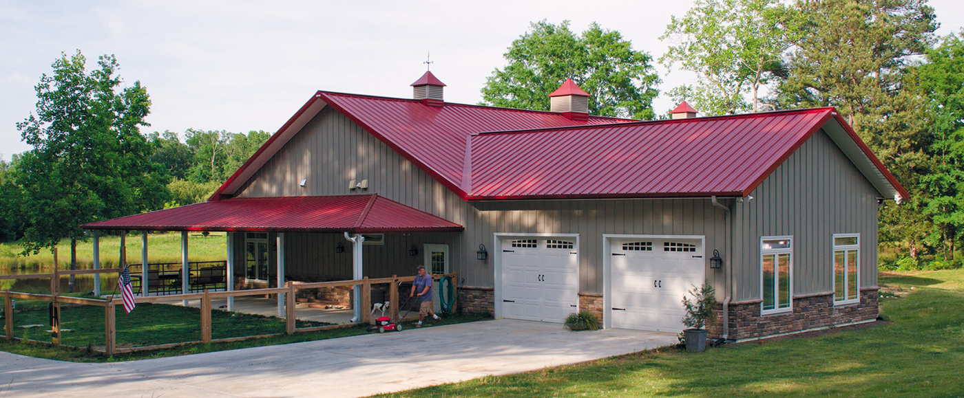 Garage Builders Janesville Wi Morton Buildings Pole Barns Horse Barns Metal Buildings