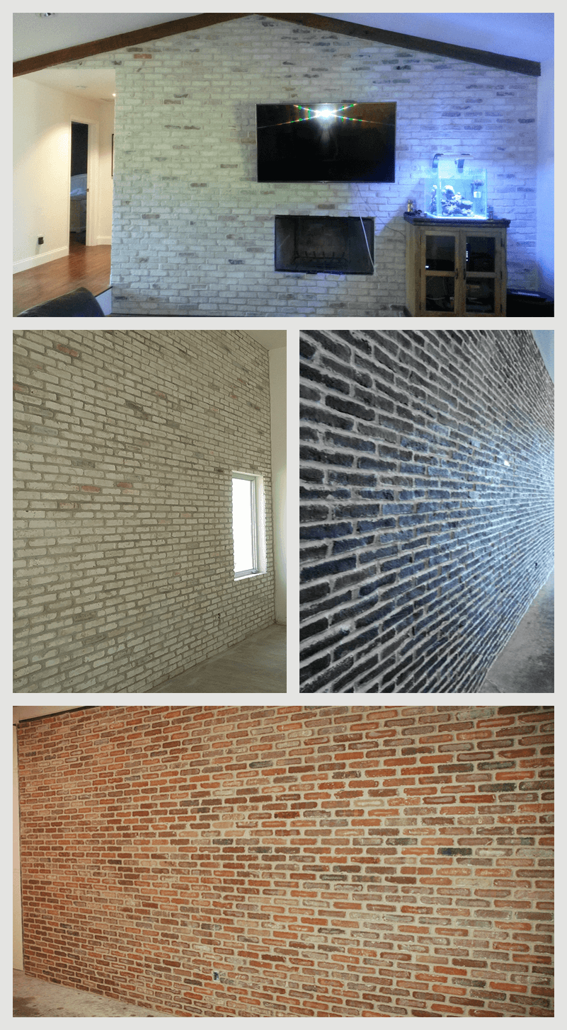 Adding Brick Wall Interior 5 Places You Can Install Brick Veneer Tiles At Home Best Stone