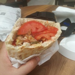 Chicken Kebab - Pizza La Dani Oradea