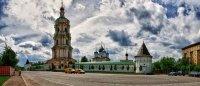Пешеходная экскурсия «Шедевры Крутицкого подворья и Новоспасского монастыря»