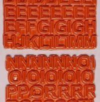 Ceramic Letter Tiles