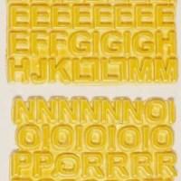 Ceramic Letter Tile Sets