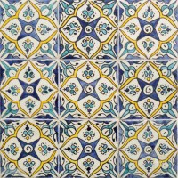 Hand Painted Tiles Art Tile Decorative Ceramic Wall ...