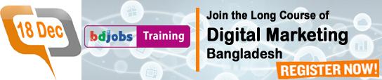 Digital Marketing Bangladesh Training - Moshiur Monty