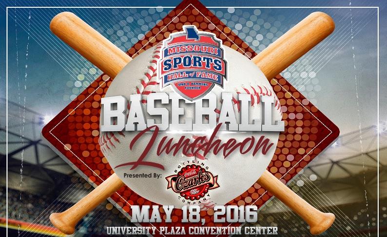 Hall of Fame set for Baseball Luncheon on Wednesday - Baseball Flyer