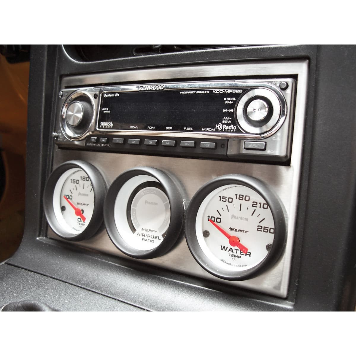 Ddm 1 Interieur Gauge And Radio Surrounds By Ddm Interior 1990 1997 Mx 5