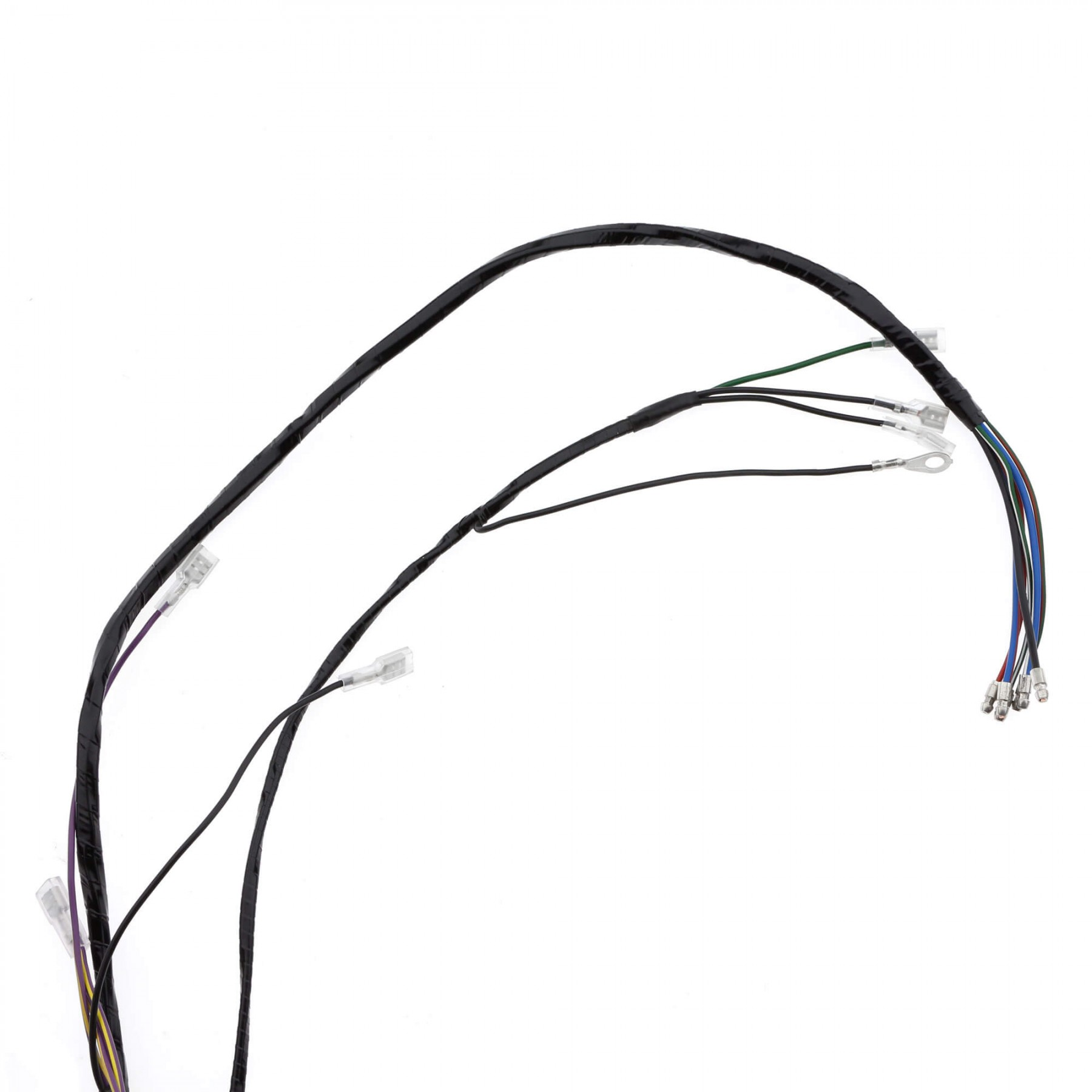 mgb rear wiring harness