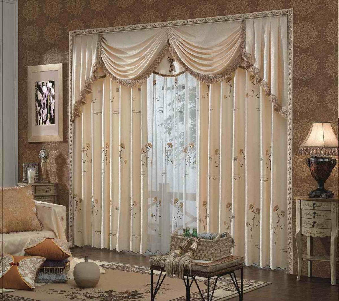 Beautiful Curtain Top 22 Curtain Designs For Living Room Mostbeautifulthings