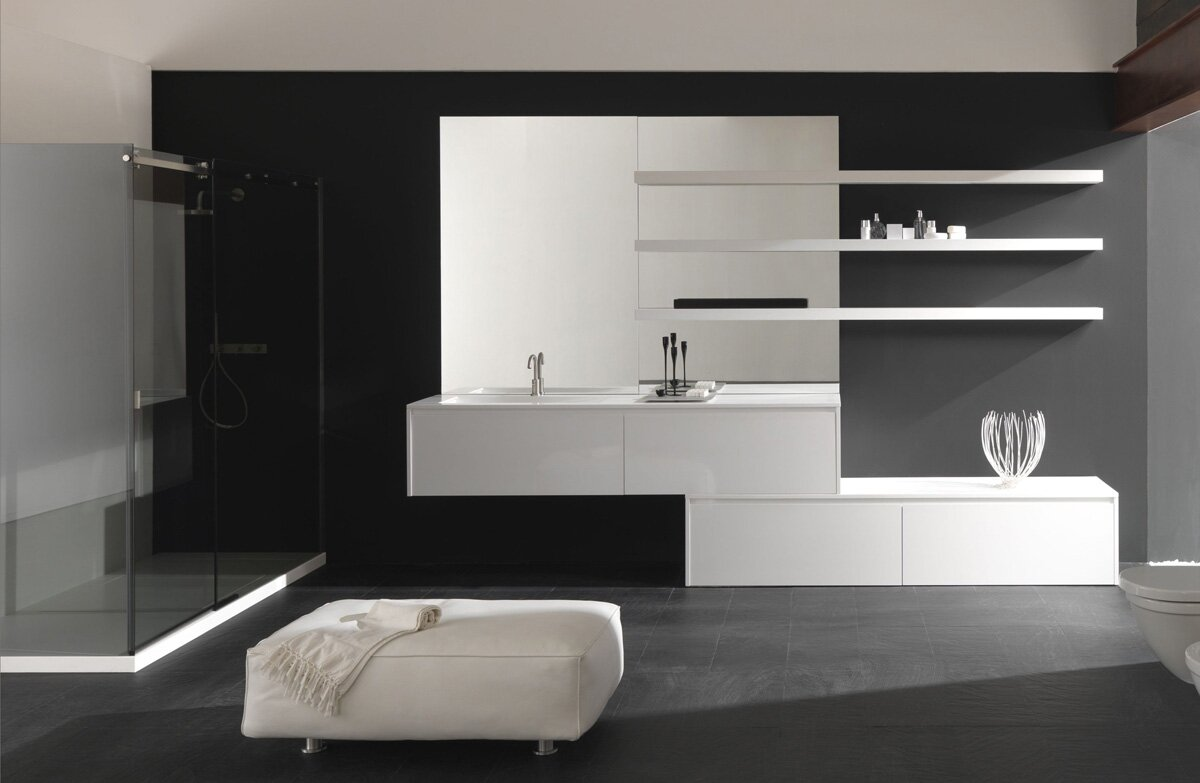 Waschbecken Modernes Design Top 23 Designs Of Modern Bathroom Vanities