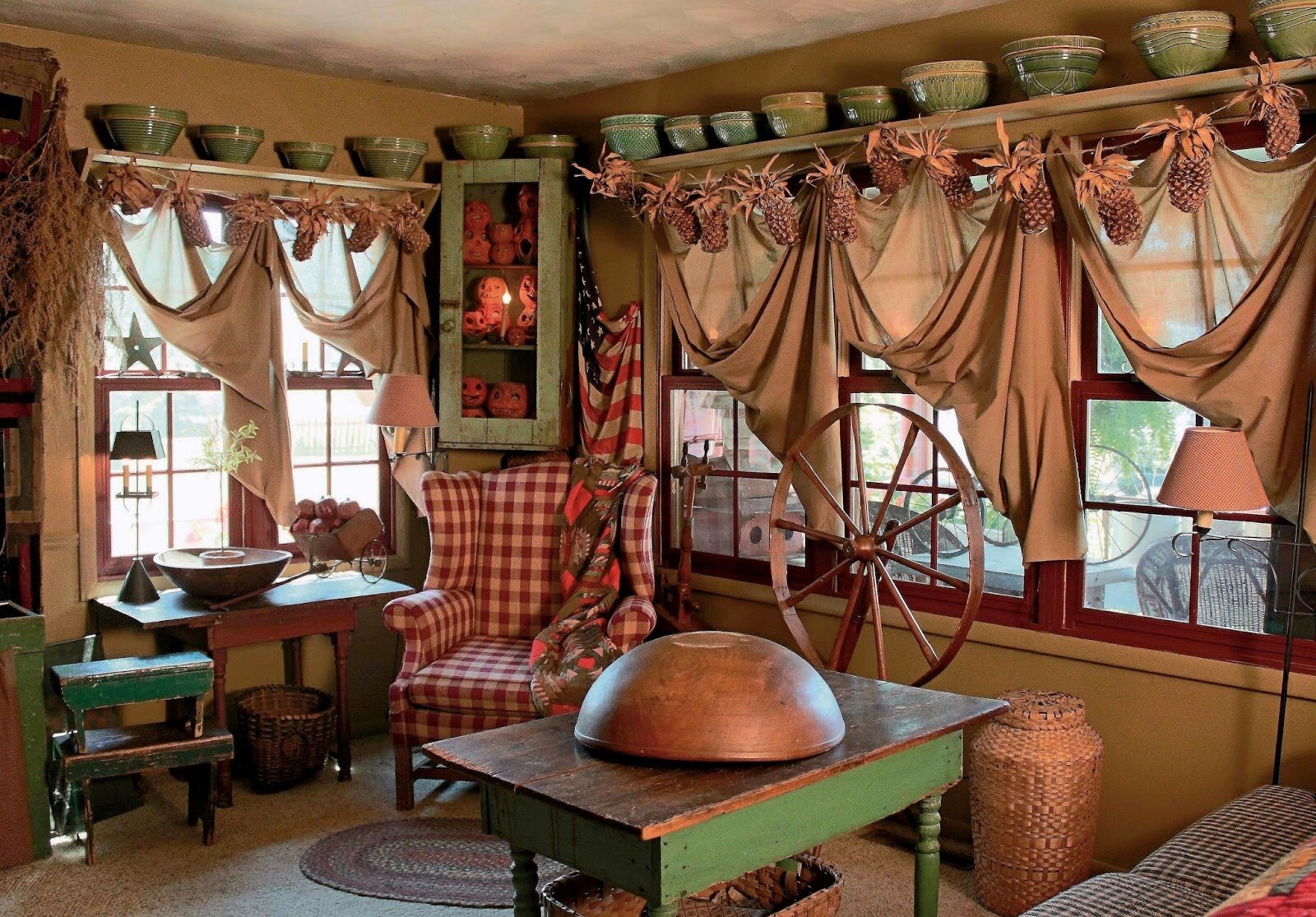 Antique Home Decor Ideas 20 Inspiring Primitive Home Decor Examples