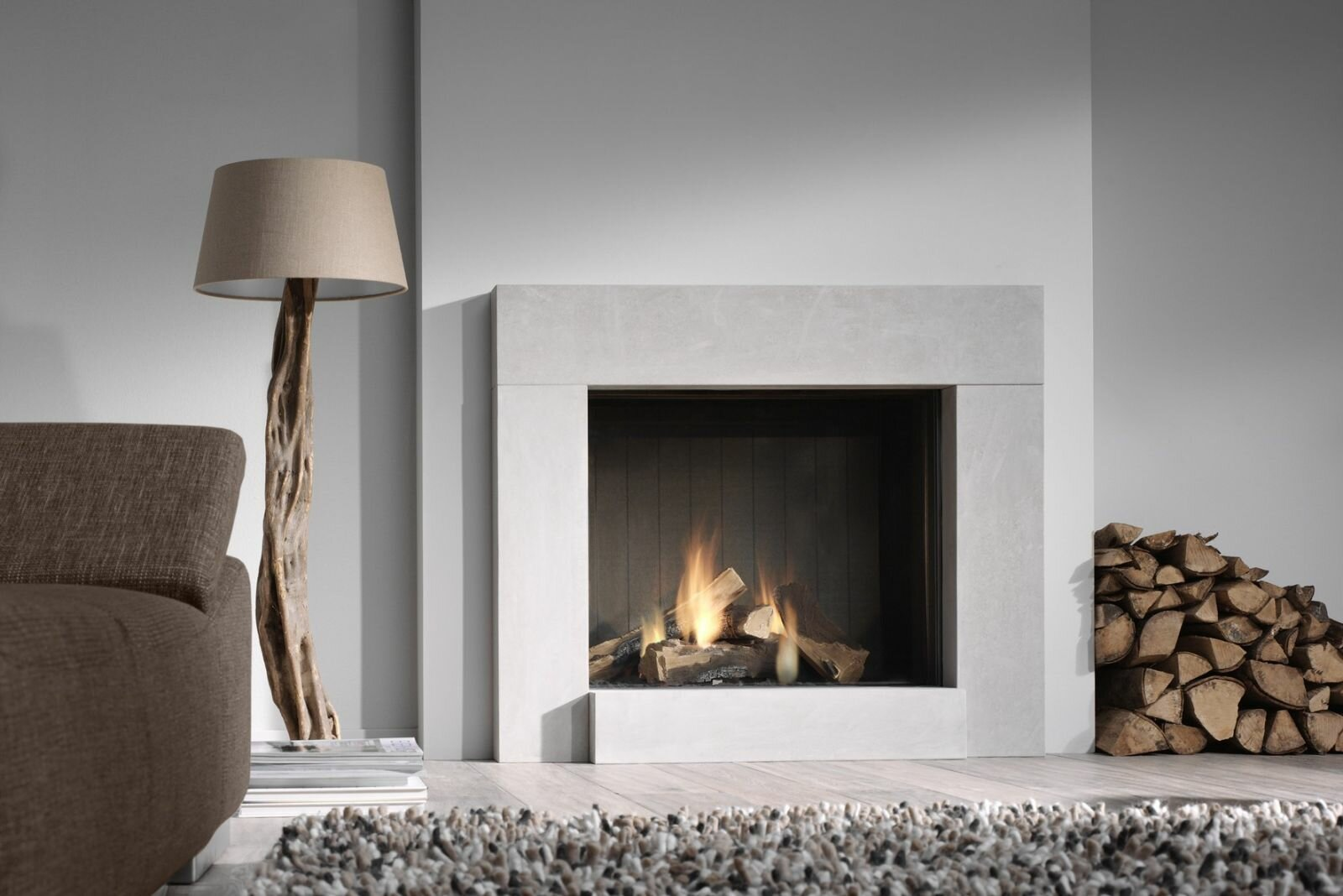 Modern Fireplaces Top 15 Trendy And Modern Fireplace Designs