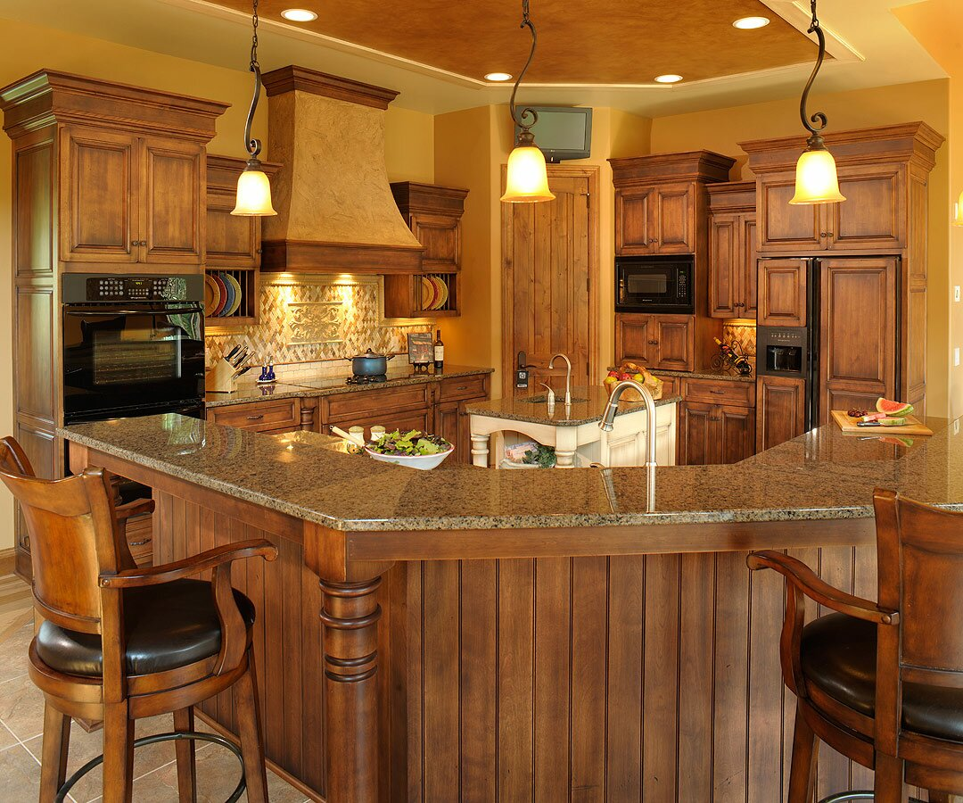 Kitchen Design Cabinets Examples 16 Kitchen Decor Examples That You Will Love