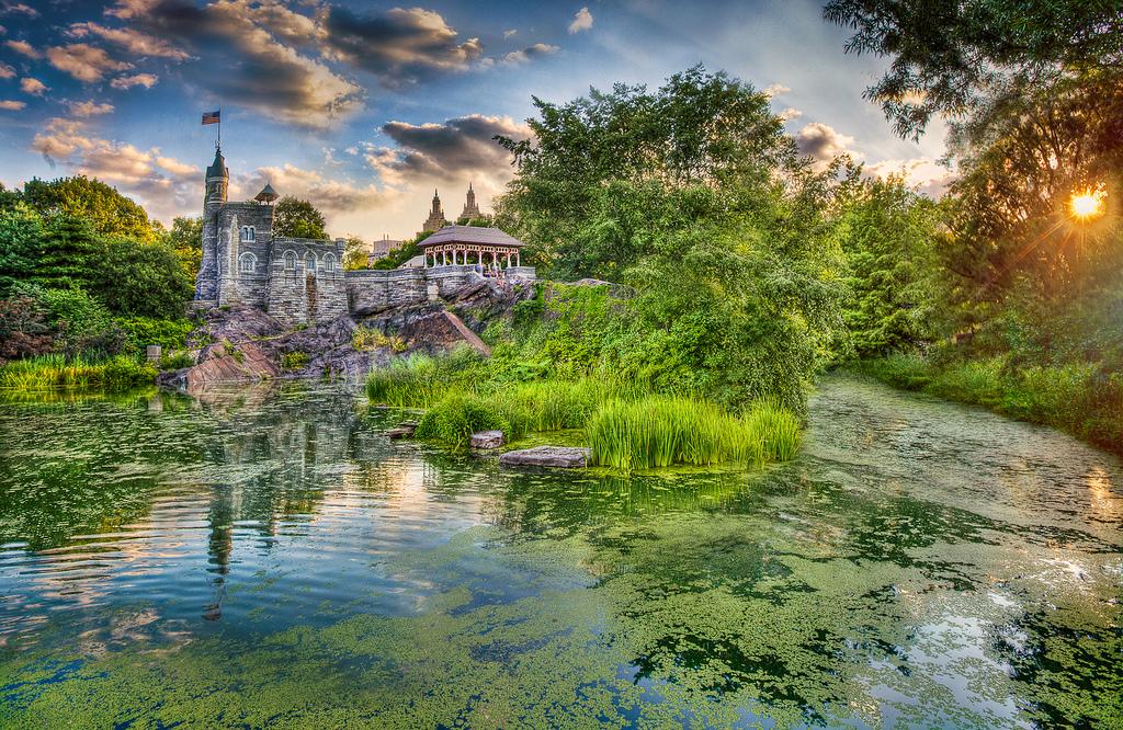 Belvedere Castle NYC