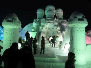 More Ice Festival