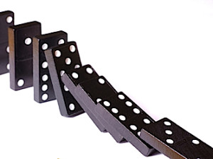 Dominoes Falling Wallpaper Playing Dominos With Springboro Schools Opinion Dayton