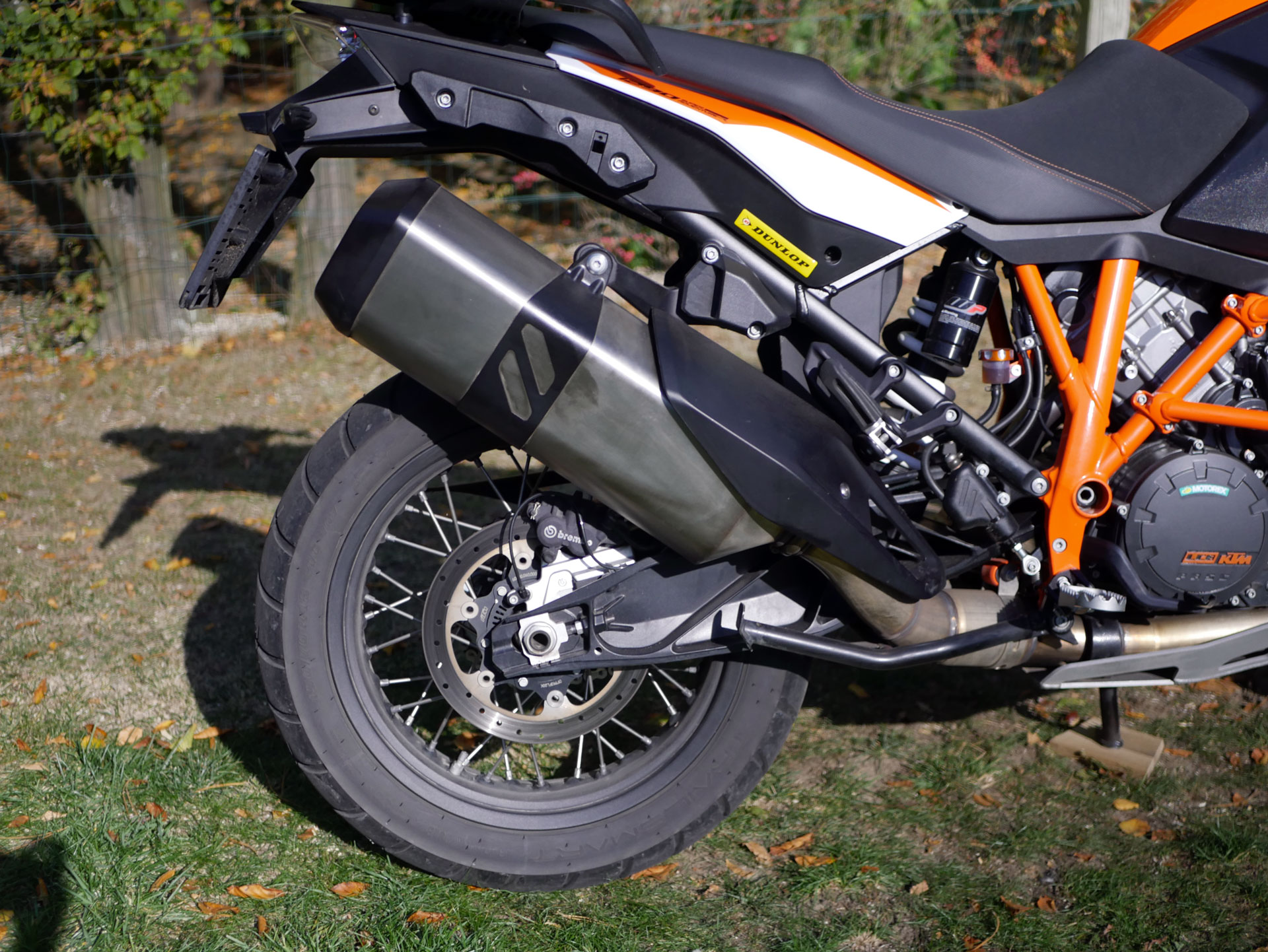 Eclairage Supplementaire Moto Test De La Ktm 1290 Super Adventure R L 39excellence