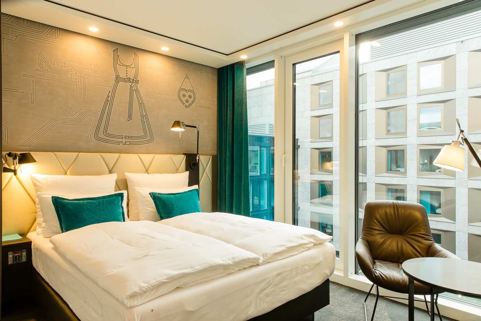 Hotel One Garching Hotel Munich Parkstadt Schwabing Motel One Design Hotels