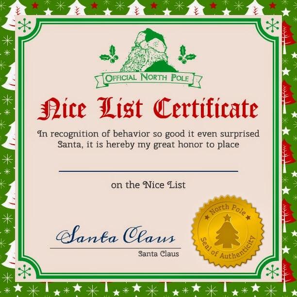 Printable Santa Claus Letter - mother2motherblog - santa list blank