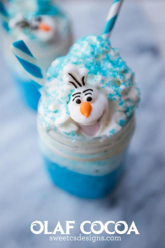 Olaf, frozen ideas