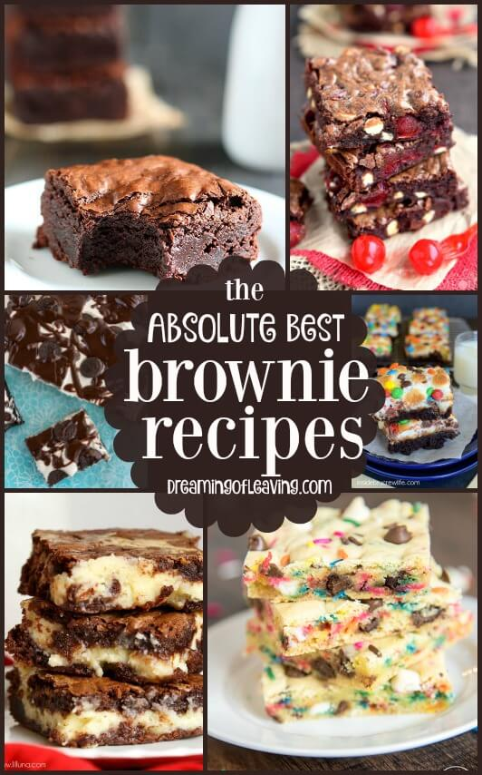 desserts, brownie recipes, easy recicpes