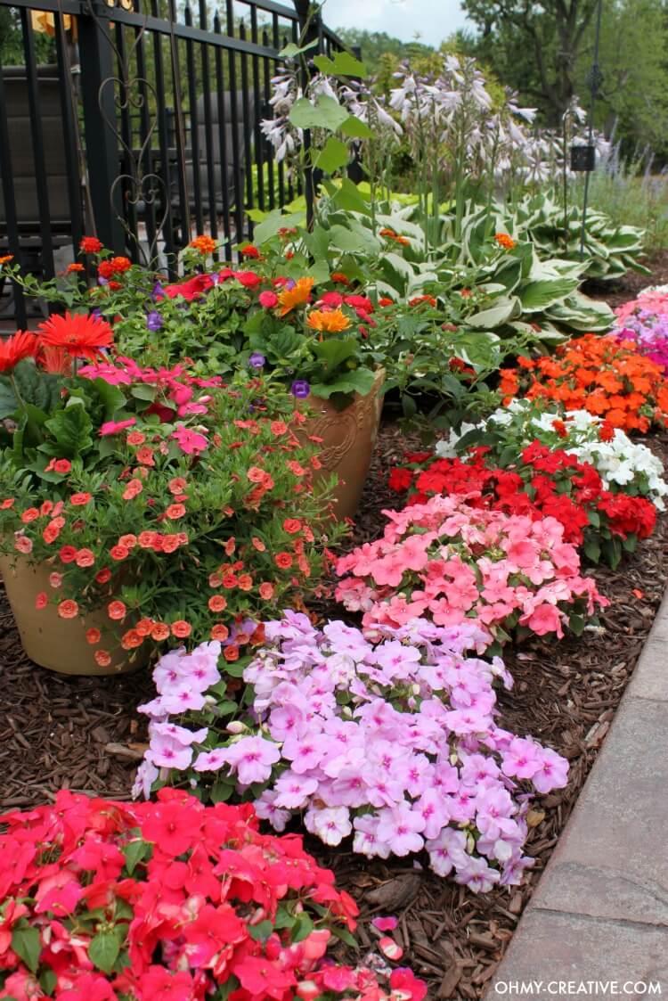 gardening, flower gardens,