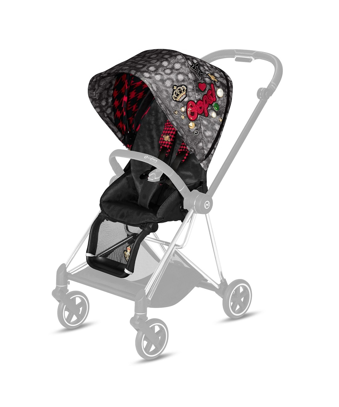 Silver Cross Elegance Buggy Board Bundles