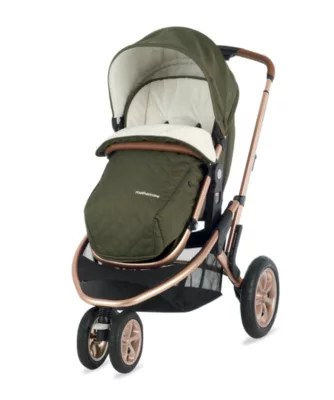 Maxi Cosi Car Seat On Mothercare Xpedior Mothercare Xpedior Pram And Pushchair Travel System Khaki Special Edition