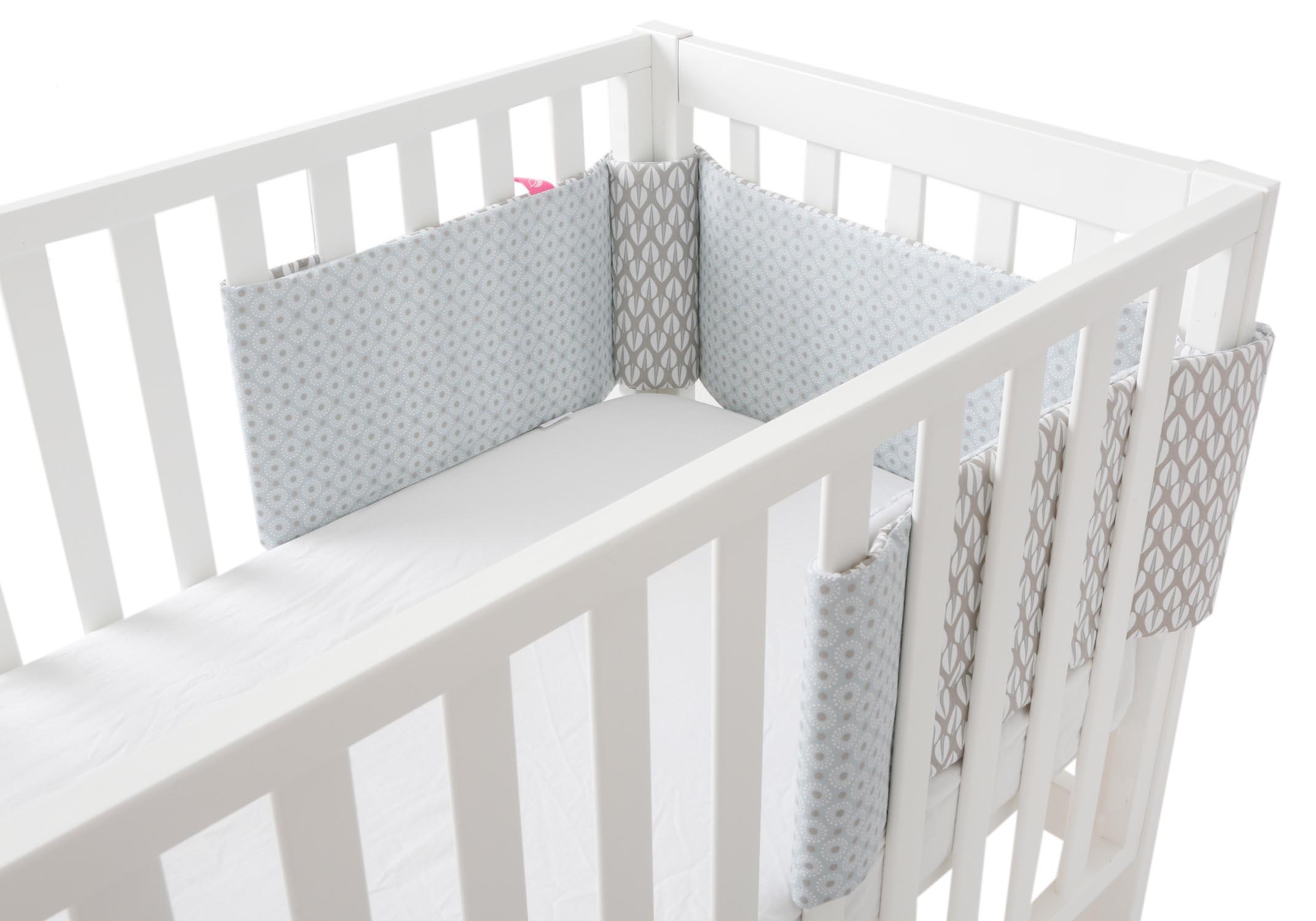 Nestchen Für Stubenwagen Nähen : Baby nestchen nestchen und himmel für stubenwagen nähen baby nähen