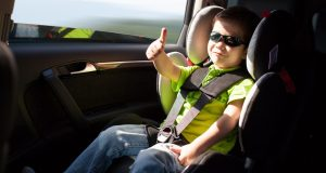 car safety and kids