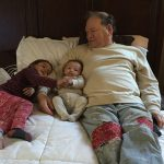 rest by hanging out with Grandpa