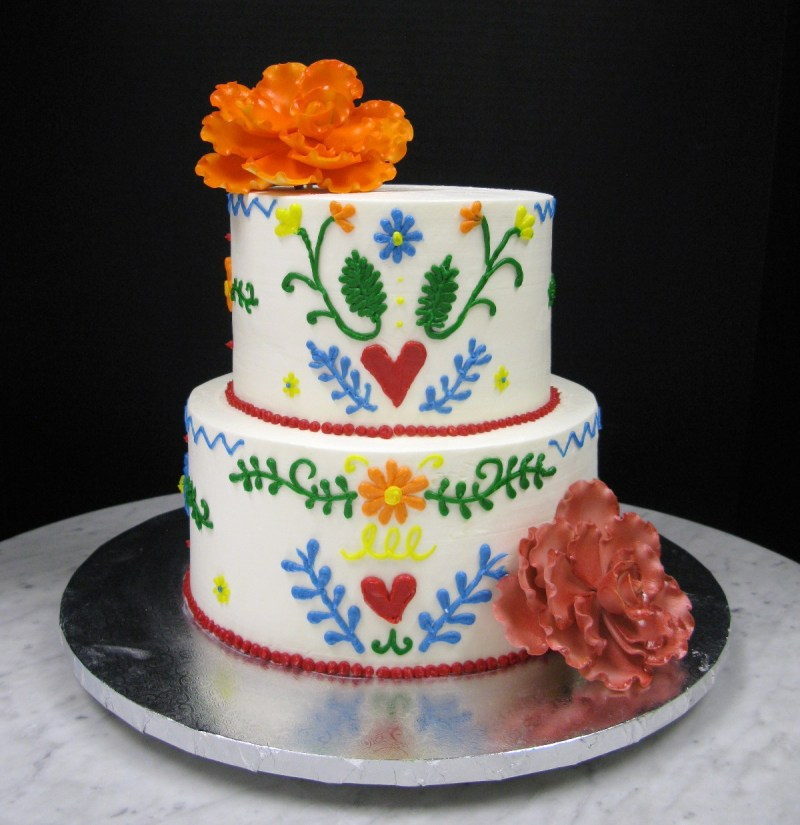 Large Of Mexican Wedding Cake
