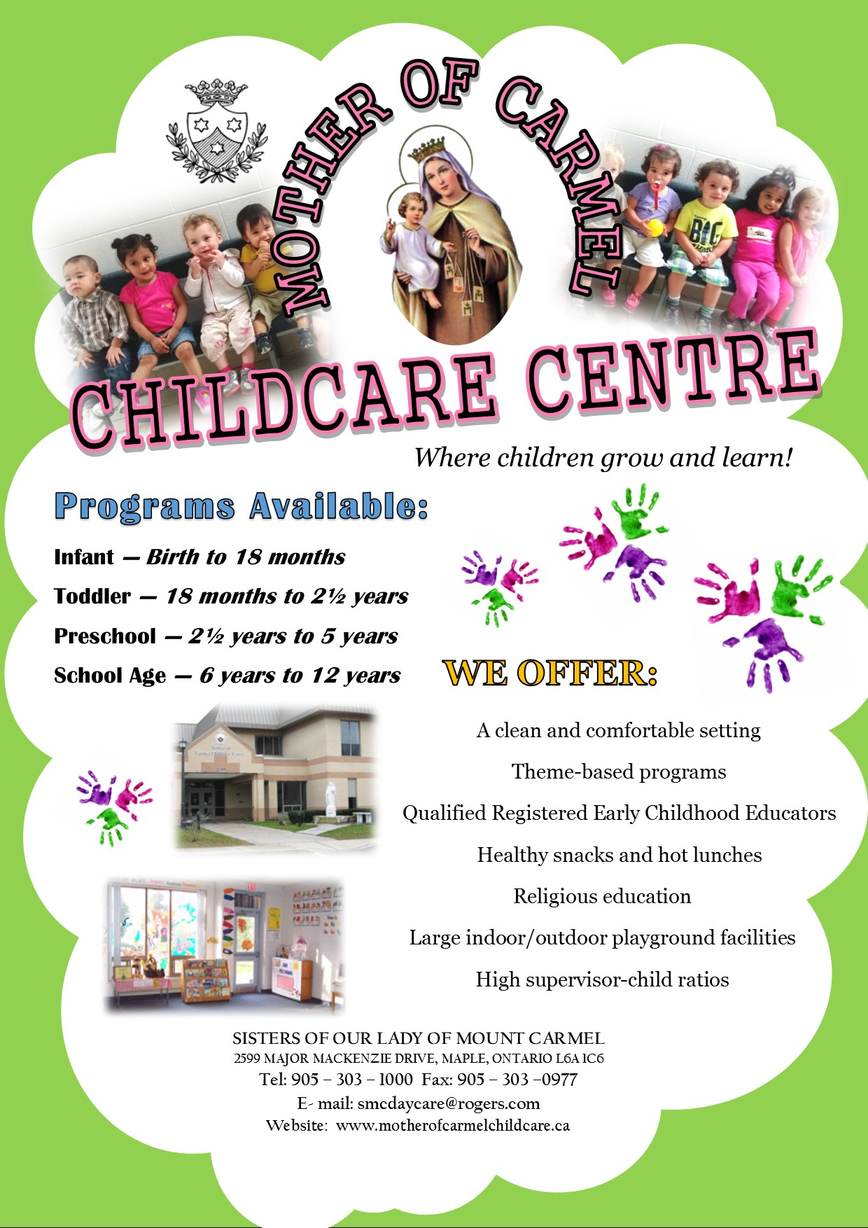 child care flyer doc tk child care flyer 18 04 2017