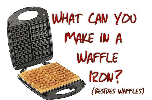15 + Waffle Iron Recipes   Mother'S Home