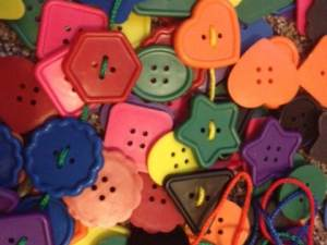 buttons busy bags