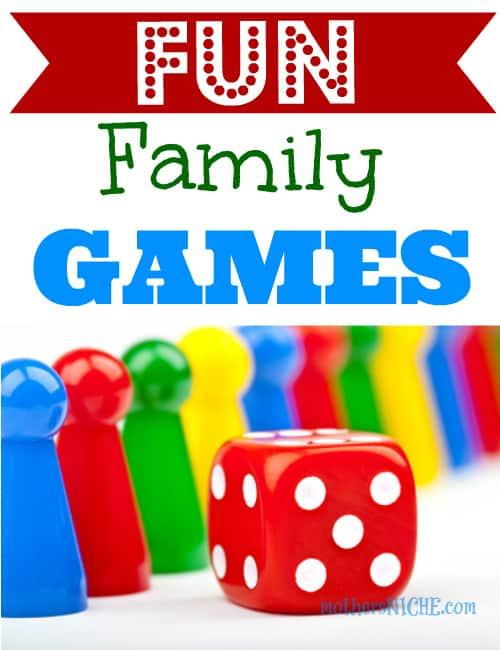 Fun & Favorite Family Games