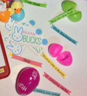 creative egg hunt ideas
